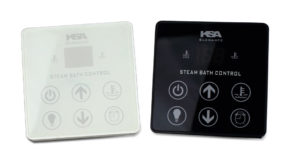 KSA-Elegance touch screen controller white and black