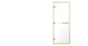 TOLO steam room door golden