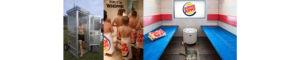 sauna in burgerking